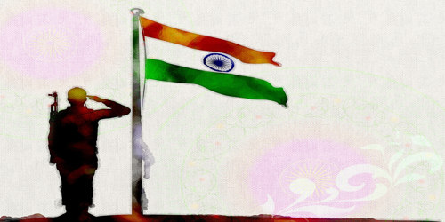 भारतीय सैनिक पर कविता