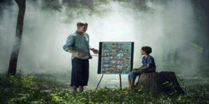 शिक्षा और शिक्षक पर कविता