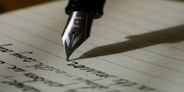 कागज कलम की तकरार कविता